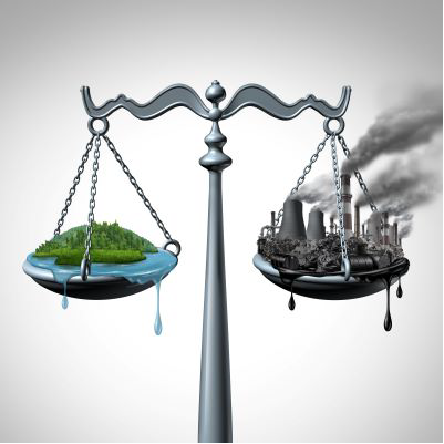 Climate scale of justice