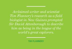 Tim Flannery