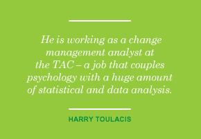 Harry Toulacis