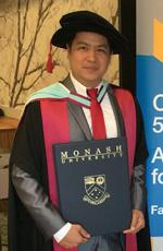 Dr Noel Villaroman