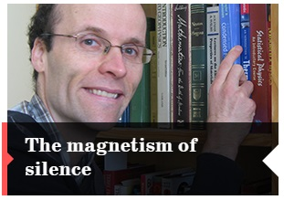 magnetism of silence