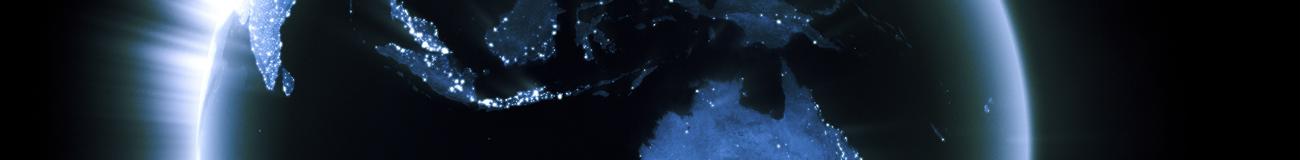 Global Australia blue