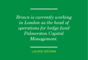 Laurie Brown