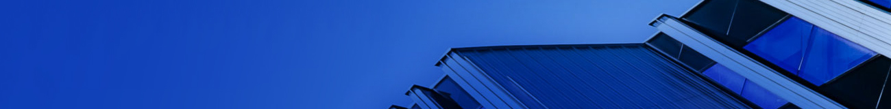 Clayton New Horizons building blue white