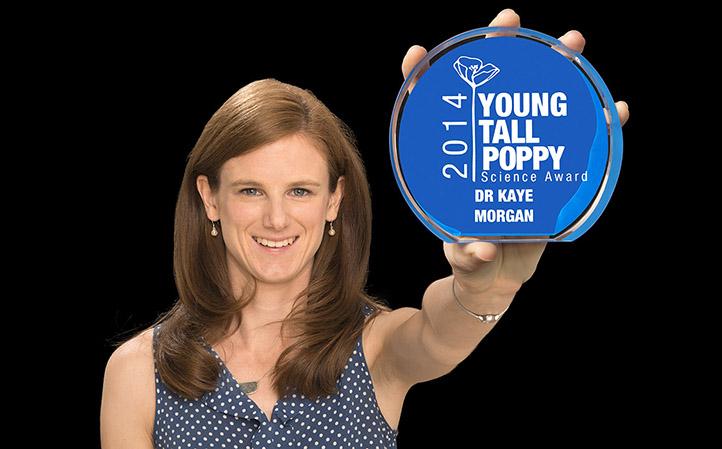 Photo of Kaye Morgan