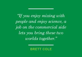 Brett Cole