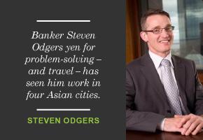 Steven Odgers