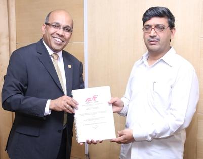 Mr Ravi Ravitharan and Mr Seemant Bansal.