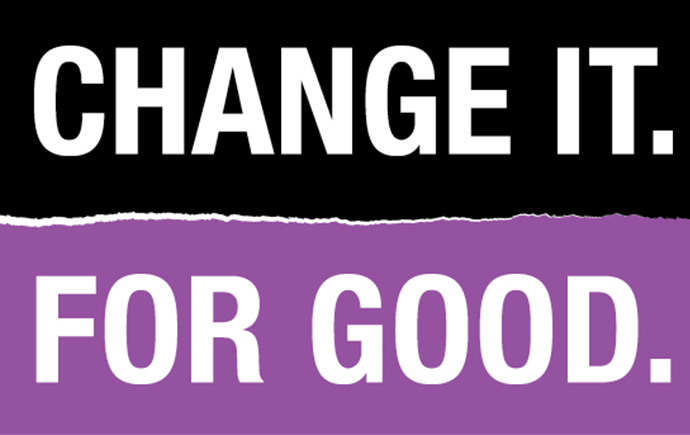 feature - change it for good