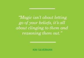 Kim Silverman