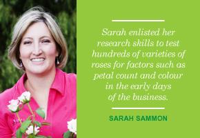 Sarah Sammon