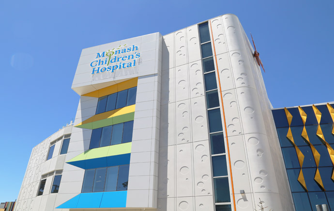 Monash Children's Hospital