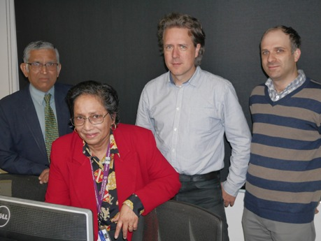 Academics staff