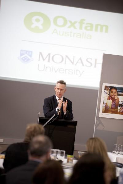 Professor Adam Shoemaker Photo: Timothy Herbert/OxfamAUS