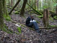 Fieldwork. Image: Professor Steven Chown.