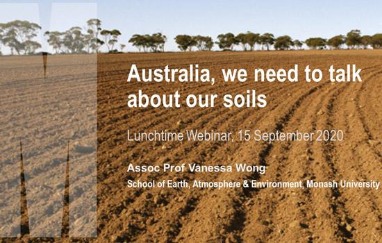 Australian-soil