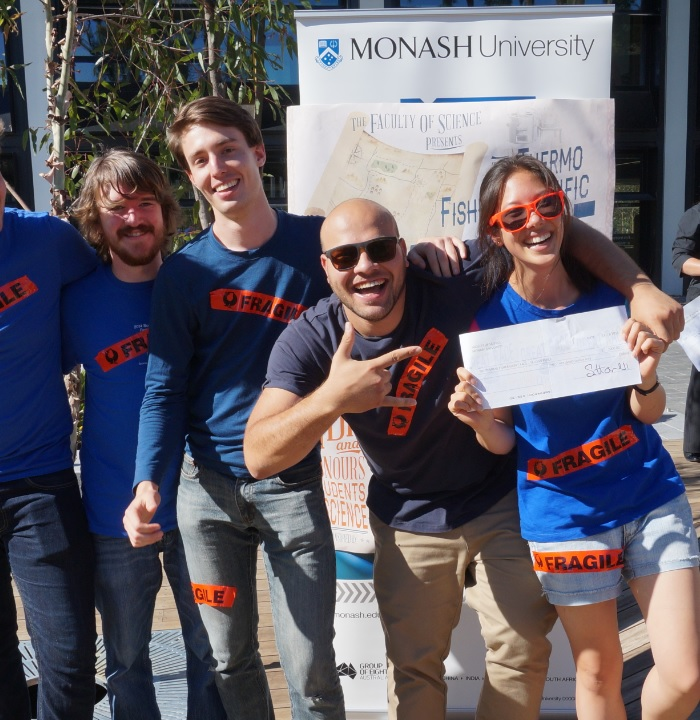 Monash Science Clubs and Societies