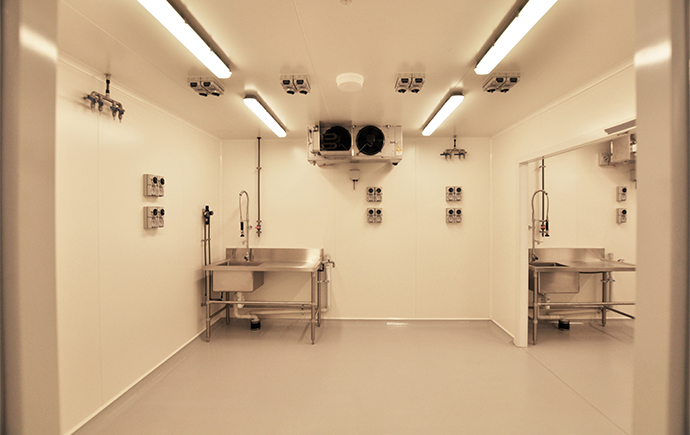 Controlled Temperature Facilities