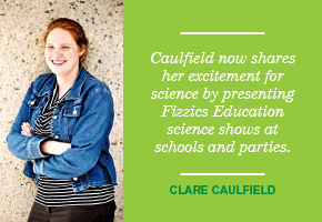 Claire Caulfield