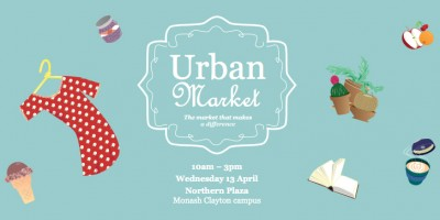Urban Market will bring together a host of providers who emphasise sustainable, locally produced and fair trade products.