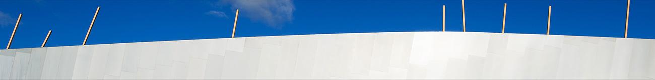 Caulfield architecture white