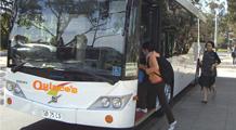Inter-campus shuttlebus
