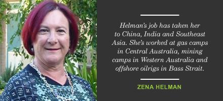 Zena Helman
