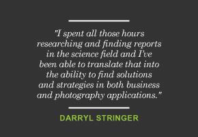 Darryl Stringer
