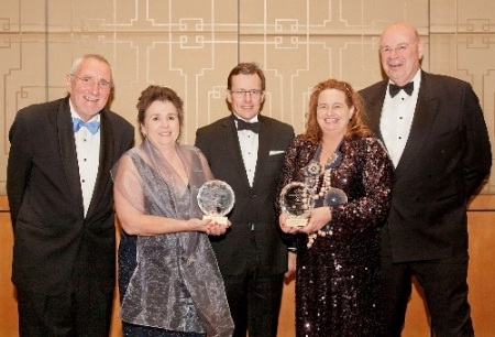 Business-Higher Education Round Table award winners