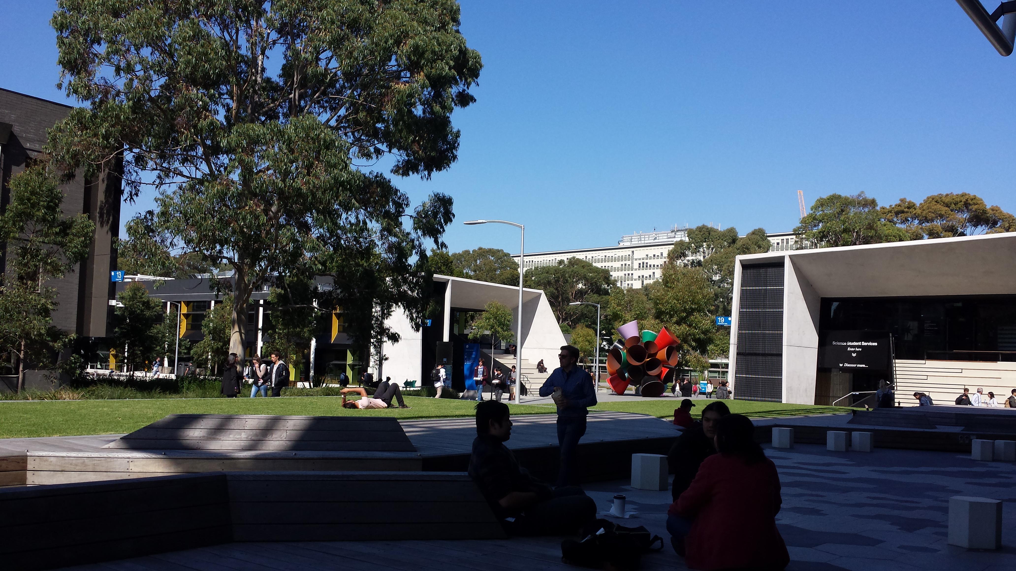Monash University Science Precinct