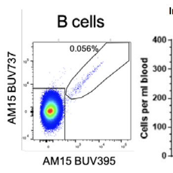 Flow cytometry-based detection for allergy detection