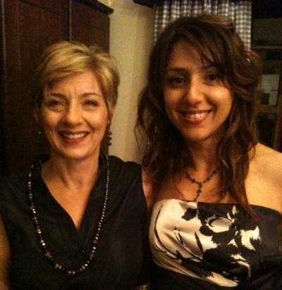 Julie Stout and Nellie Georgiou-Karistianis