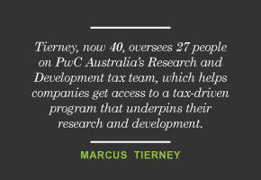 Marcus Tierney