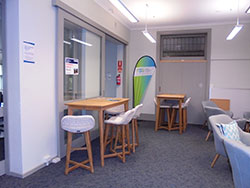 Struan postgraduate house centre facilities