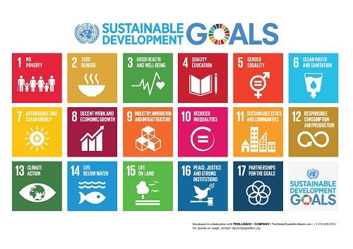 Monash signs SDGs