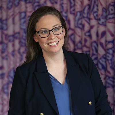 Dr Stephanie Simonds