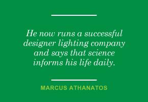 Marcus Athanatos's story